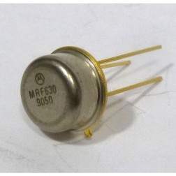 MRF630-MOT NPN Silicon RF Power Transistor, 12.5 V, 470 MHz, 3.0 W, Motorola