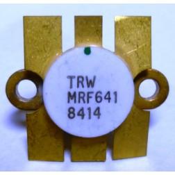 MRF641-TRW Transistor, TRW