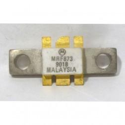 MRF873 NPN Silicon RF Power Transister, 15 W, 12.5 V, 870 MHz, Motorola