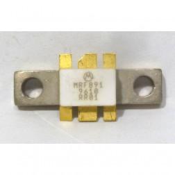 MRF891 NPN Silicon RF Power Transistor, 5.0 W, 24 V, 900 MHz, Motorola