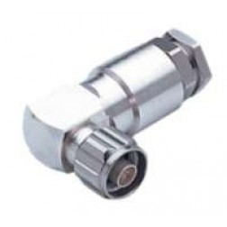 NM50BL12X  Type-N Male Right Angle connector for EC4-50HF Cable, Eupen