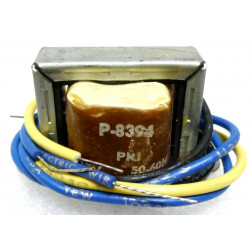 P-8394 Low voltage transformer, 117VAC, 24v C.T., 0.085 amp, Stancor