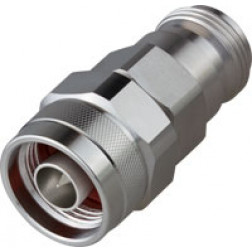 P2RFN-M-F  IN Series Adapter, Type-N Male to Female, LOW PIM