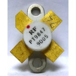 PT9847  Transistor, 80 Watt, 14-30 MHz, .380 Flange Mount, MFR: TRW / RF