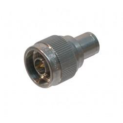 R404051250 Dummy load, type-n(m) 1w, Radiall/motorola