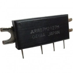 RA07M2127M, RF Power Module, 215-270 MHz, 7 Watt, 7.2v, Mitsubishi