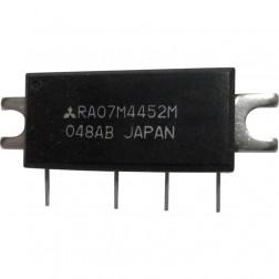 RA07M4452M, RF Power Module, 440-520 MHz, 7 Watt, 7.2v, Mitsubishi