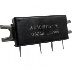 RA08N1317M, RF Power Module, 135-175 MHz, 8 Watt, 9.6v, Mitsubishi