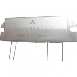 RA60H4452M1-501 RF Module, 440-520 MHz, 60 Watt, 12.5v, Metal Case
