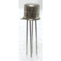 RCA40673 Transistor, Dual Gate Mosfet, N-Channel, RCA