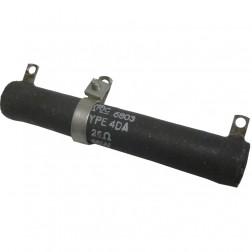 4DA50-25  Wirewound Resistor(Adjustable), 25 ohm 50 watt, IRC