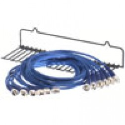 RFA4040 Unidapt Cable Kit, Includes 6 Cables & Rack, RFI