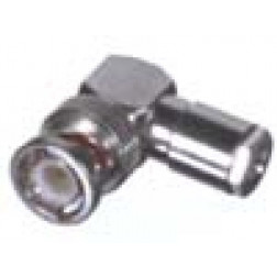 RFB1110-C-04  BNC RA Male Clamp Connector, Cable Group C-C1, RFI