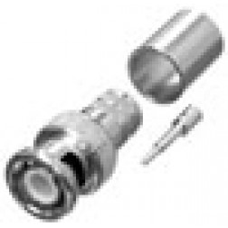 RFB1106-I BNC Male Crimp Connector, RF Industries