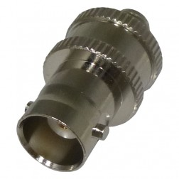 0-RFB1142  Between Series Adapter, BNC Female to SMA Female, RFI