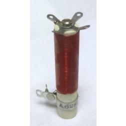 RFC55-P  Plate Choke, Pillar Style, 55uh 1a (Clean Pullout)