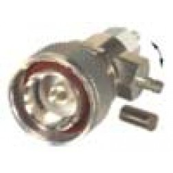 RFD1605-2X  7/16 DIN Male Crimp Connector, Cable Group X  (Straight or Right Angle), RF Industries