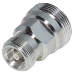 RFD1683-4  Between Series Adapter, 4.1-9.5 Female to 7/16 Female, RFI
