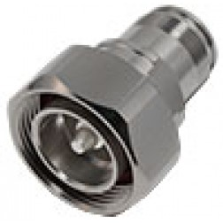 RFD1687-4  Between Series Adapter, 4.3-10 Female to 7/16 Male, Straight, RF Industries