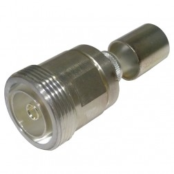RFD1631-2L2 7/16 DIN Female Crimp Connector, Cable Group L2,  RF Industries