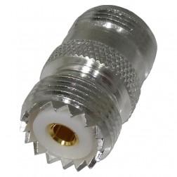 0-RFN1034-1 Between Series Adapter, Type-N Female to UHF Female(SO239), RFI