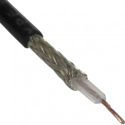 RG174A/U Mil Spec Coax Cable, Victor