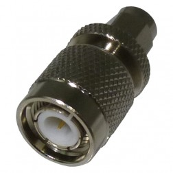 RSA3454 Between Series Adapter, SMA Male to TNC Male, Straight, RFI