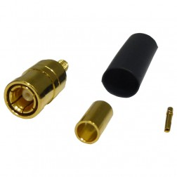 RSB4000-1B Connector, smb(male) rg174/316, Cable Group: B, RF Industries