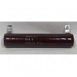 RW35V511  Wirewound Resistor, 510ohm 50watt, Memcor