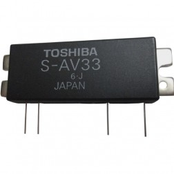 SAV33 - Power Module 134-174MHz Toshiba Early Version