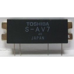 SAV7  Power Module 144-148MHz, Toshiba