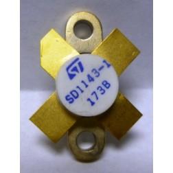 SD1143-1 Transistor, ST Micro