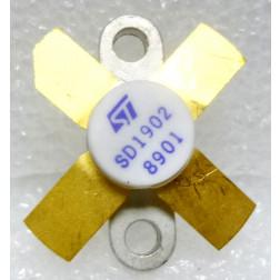 SD1902 Transistor, 15 watt, 28v, 2-400 MHz, ST Micro