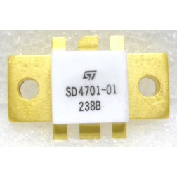 SD4701 Transistor, CELLULAR BASE STATION APPLICATIONS, ST Micro