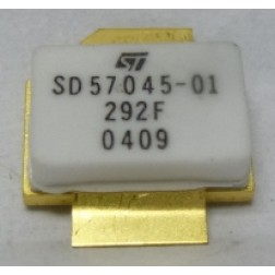 SD57045-01 Transistor,  N-CHANNEL ENHANCEMENT-MODE LATERAL MOSFET, ST Micro