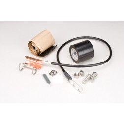 """SGL5-06B2 - Grounding Kit for 7/8"""" Heliax coaxial cable"""