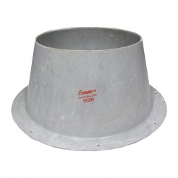 SK306 Chimney for 4CX5000A/YC156 Tubes, Eimac  NOS