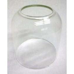 "SK406B Glass Chimney for 3-500ZG, 4"" Tall"