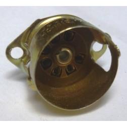 SK7-MINI-SH Socket, 7 pin minature, W/ shield, CINCH (7JM-2)