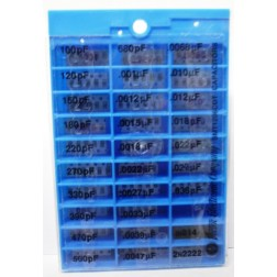 SMT1206CDT SMT Capacitor Kit, Vector