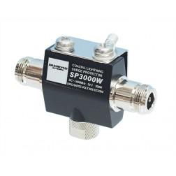 SP3000W Lightning arrestor, Type-n female dc-3 ghz 200w, Diamond