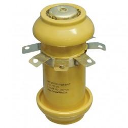 SPFTW202JK Capacitor, feed-thru, 2000pf 8.5kv hec