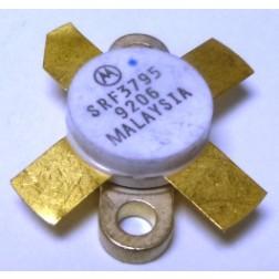 SRF3795  Transistor, 12 volt, Premium grade replacement for MRF454, Motorola