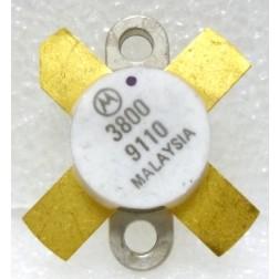 SRF3800 Transistor, 12 volt, (Selected MRF492), Motorola