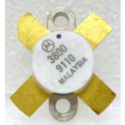 SRF3800MQ Transistor, Matched Set of 4,  12 volt, (Selected MRF492), Motorola