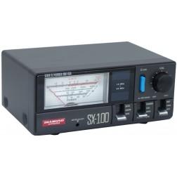 SX100 Wattmeter, 1.6-60 MHz, 3000 Watt, Diamond Antenna
