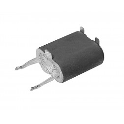 T1.25X  Ferrite Transformer, 1.25 inch with PTFE covered wire, 3 turns