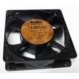 TA500DC  Muffin Fan, 12vdc, 0.90amp, Nidec