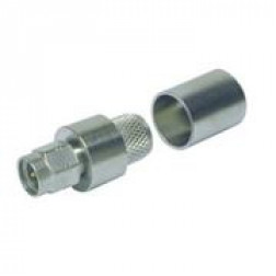 TC400SM  SMA Male Crimp Connector, Cable Group: I, TIMES