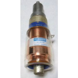 UCS200-15S  Vacuum Variable Capacitor, 5-200pf 15kv (Clean Used - Removed from Equipment)